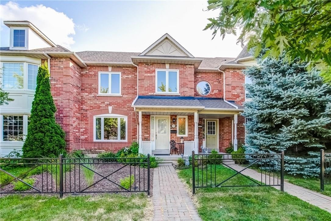 Townhouse for sale at 2156 Fourth Line Oakville Ontario - MLS: H4081757