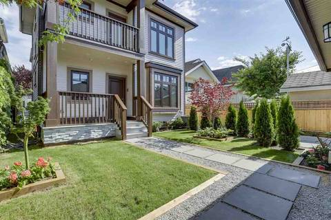 Townhouse for sale at 2156 Grant St Vancouver British Columbia - MLS: R2358349