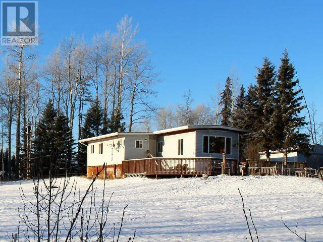 House for sale at 2156 Guillet Sub  Chetwynd British Columbia - MLS: 182972