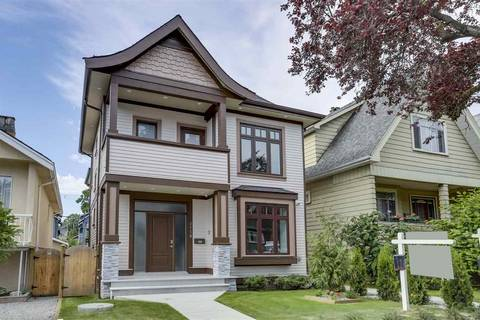 Townhouse for sale at 2158 Grant St Vancouver British Columbia - MLS: R2358371