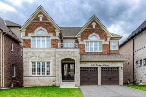House for sale at 2158 Vineland Cres Oakville Ontario - MLS: W4460825