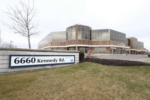 Commercial property for lease at 6660 Kennedy Rd Apartment 215A Mississauga Ontario - MLS: W4467033