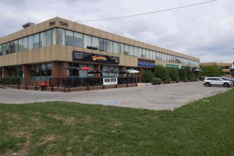 Commercial property for lease at 7240 Woodbine Ave Apartment 215D Markham Ontario - MLS: N4891836
