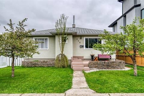 House for sale at 216 11 St Northeast Calgary Alberta - MLS: C4245363