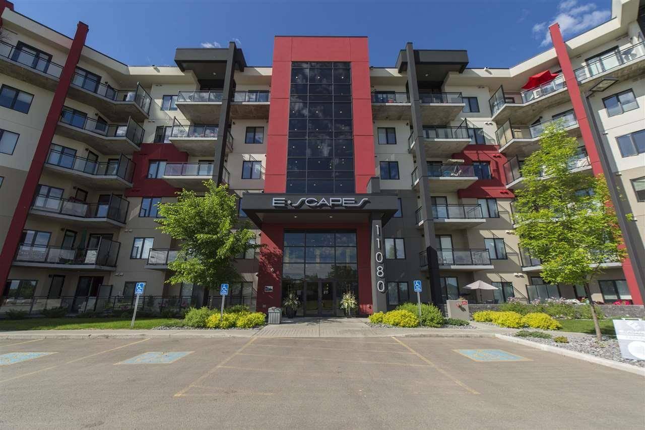 Condo for sale at 11080 Ellerslie Rd Sw Unit 216 Edmonton Alberta - MLS: E4165199