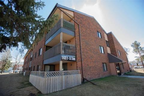 Condo for sale at 14811 51 Ave Nw Unit 216 Edmonton Alberta - MLS: E4152052