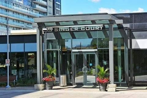 Condo for sale at 15 Singer Ct Unit 216 Toronto Ontario - MLS: C4448337