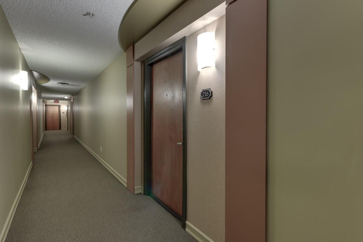 Condo for sale at 15211 139 St NW Unit 216 Edmonton Alberta - MLS: E4225528
