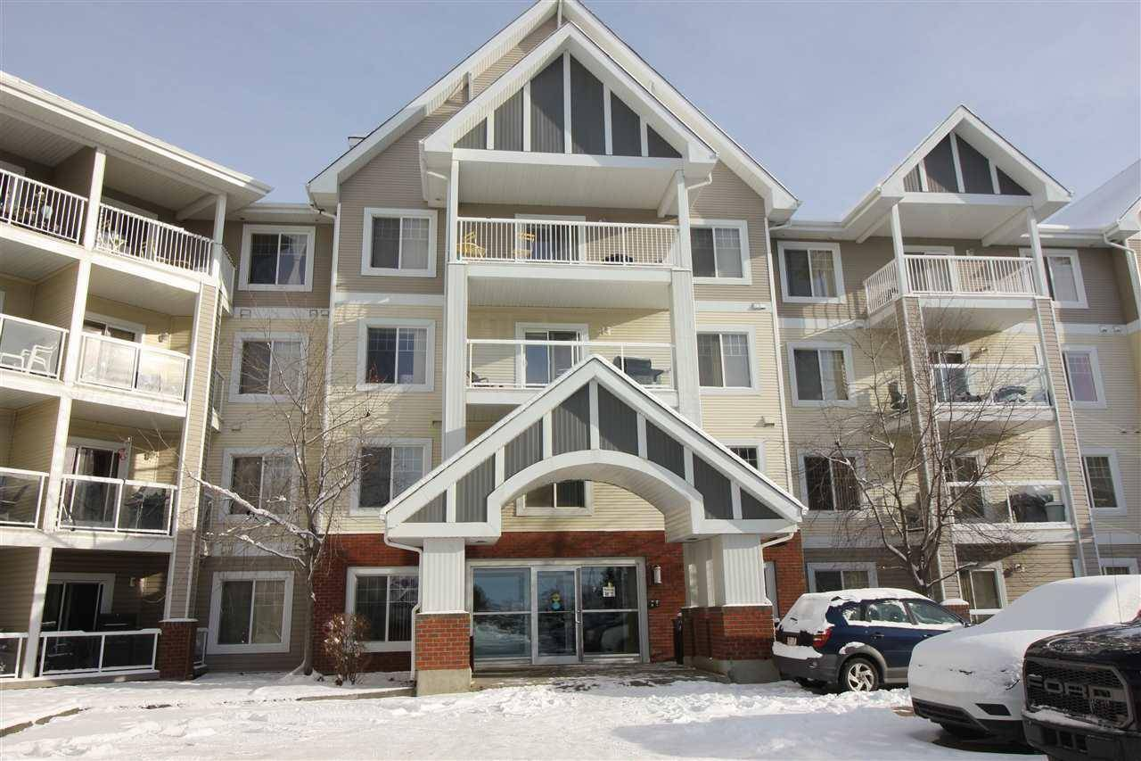 Condo for sale at 15211 139 St Nw Unit 216 Edmonton Alberta - MLS: E4179621