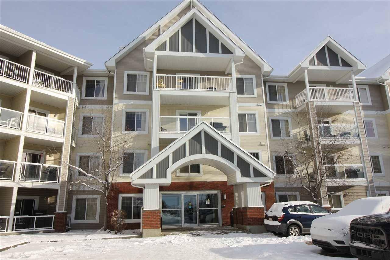 Condo for sale at 15211 139 St Nw Unit 216 Edmonton Alberta - MLS: E4179621