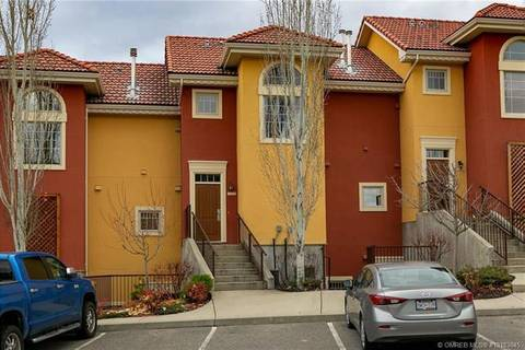 Townhouse for sale at 1795 Country Club Dr Unit 216 Kelowna British Columbia - MLS: 10183045