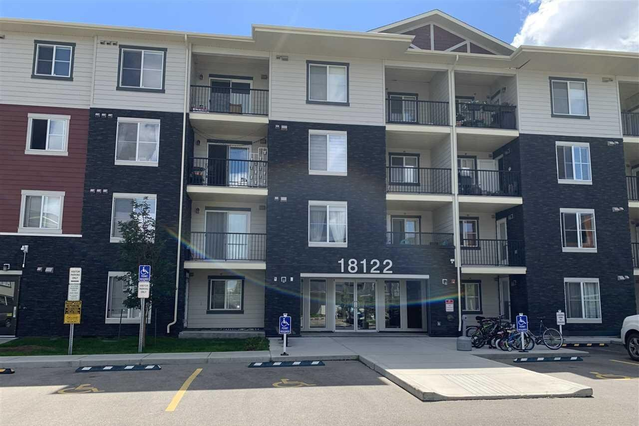 Condo for sale at 18122 77 St NW Unit 216 Edmonton Alberta - MLS: E4160636