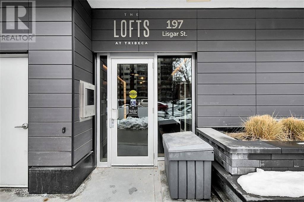 Condo for sale at 197 Lisgar St Unit 216 Ottawa Ontario - MLS: 1179958