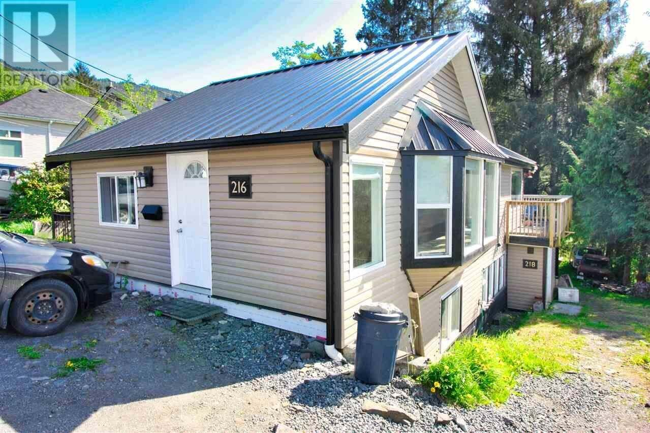House for sale at 218 11th St Unit 216 Prince Rupert British Columbia - MLS: R2456389