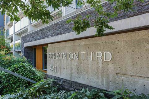Condo for sale at 221 3rd St E Unit 216 North Vancouver British Columbia - MLS: R2395427
