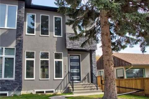 Townhouse for sale at 216 26 Ave Northwest Calgary Alberta - MLS: C4295881