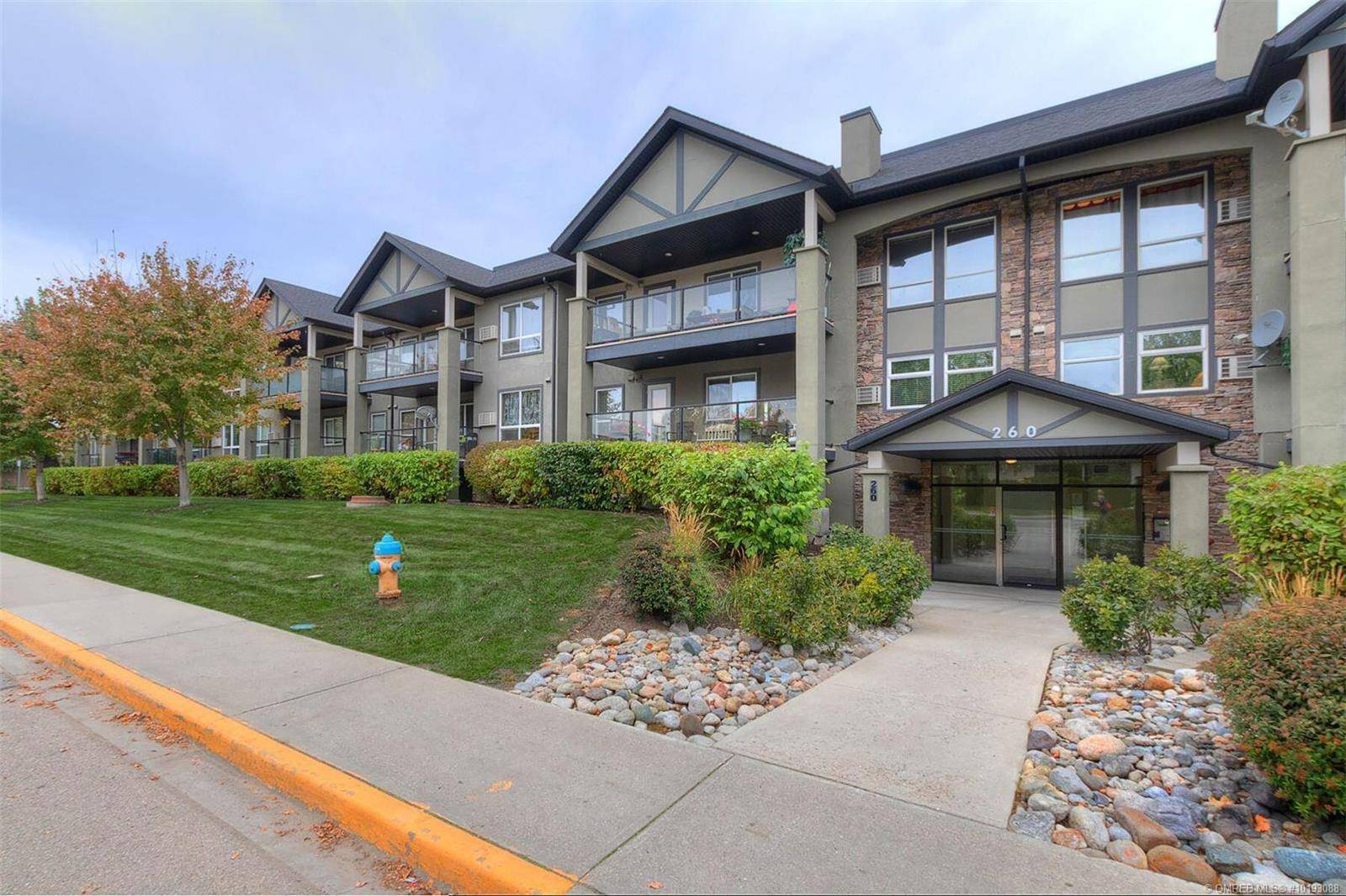 Condo for sale at 260 Franklyn Rd Unit 216 Kelowna British Columbia - MLS: 10193088