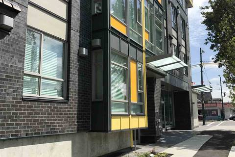 Condo for sale at 2889 1st Ave E Unit 216 Vancouver British Columbia - MLS: R2388517