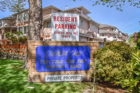 Condo for sale at 7297 Moffatt Rd Unit 216 Richmond British Columbia - MLS: R2368313
