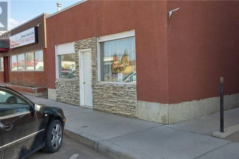 Commercial property for sale at 216 Broadway Ave E Redcliff Alberta - MLS: mh0141106