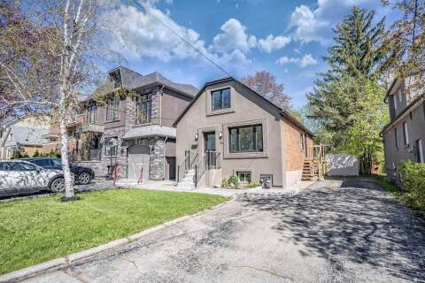 House for sale at 216 Cameron Ave Toronto Ontario - MLS: C4768084