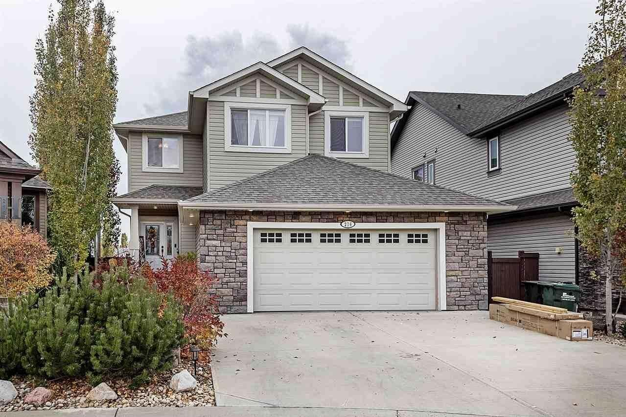 House for sale at 216 Campbell Pt Sherwood Park Alberta - MLS: E4217987