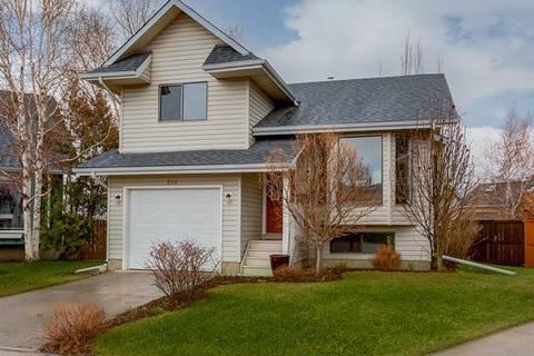 House for sale at 216 Cedargrove Ct Southwest Calgary Alberta - MLS: C4243649