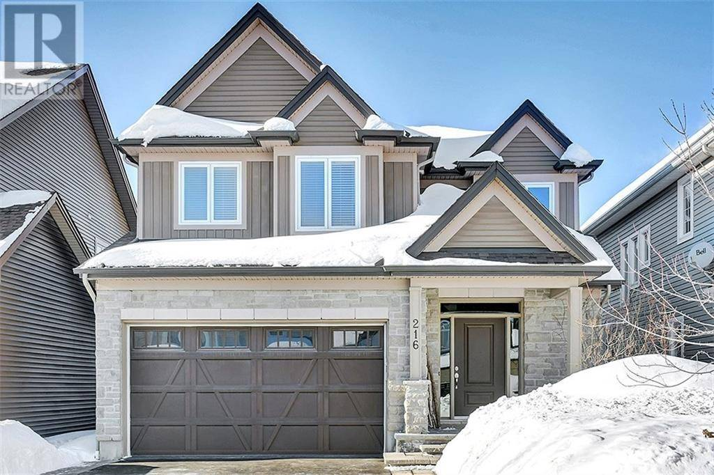 House for sale at 216 Denali Wy Stittsville Ontario - MLS: 1182933
