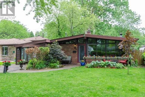 House for sale at 216 Edgewater  Tecumseh Ontario - MLS: 19019810