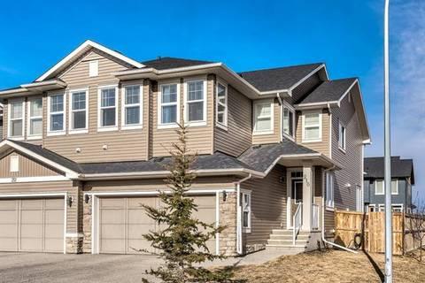 Townhouse for sale at 216 Evanswood Circ Northwest Calgary Alberta - MLS: C4240875