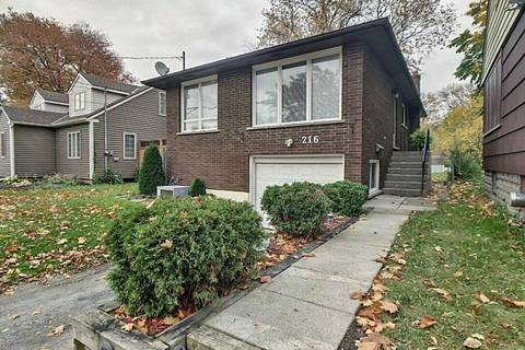 House for sale at 216 First Ave Welland Ontario - MLS: X4625489