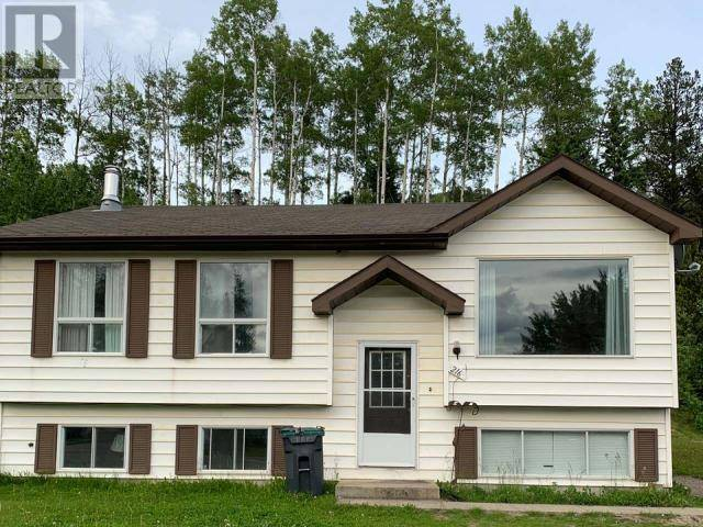 House for sale at 216 Gwillim Cres Tumbler Ridge British Columbia - MLS: 176254