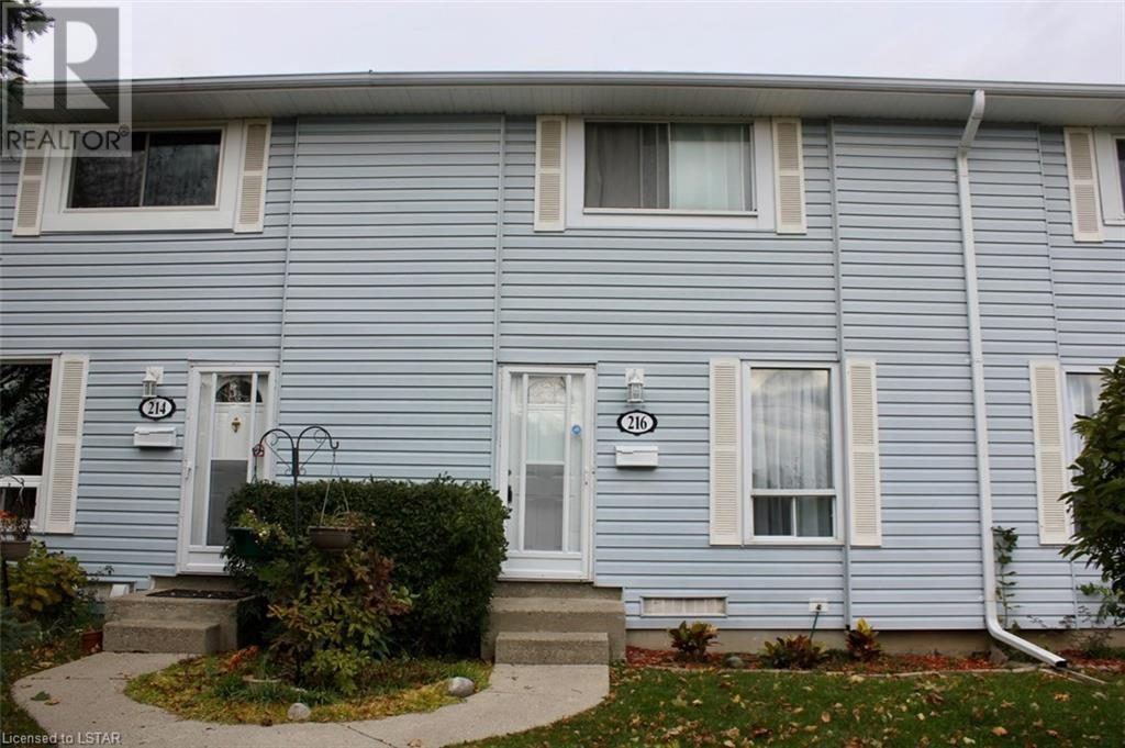 Removed: 216 Monmore Road, London, ON - Removed on 2019-11-19 06:03:09