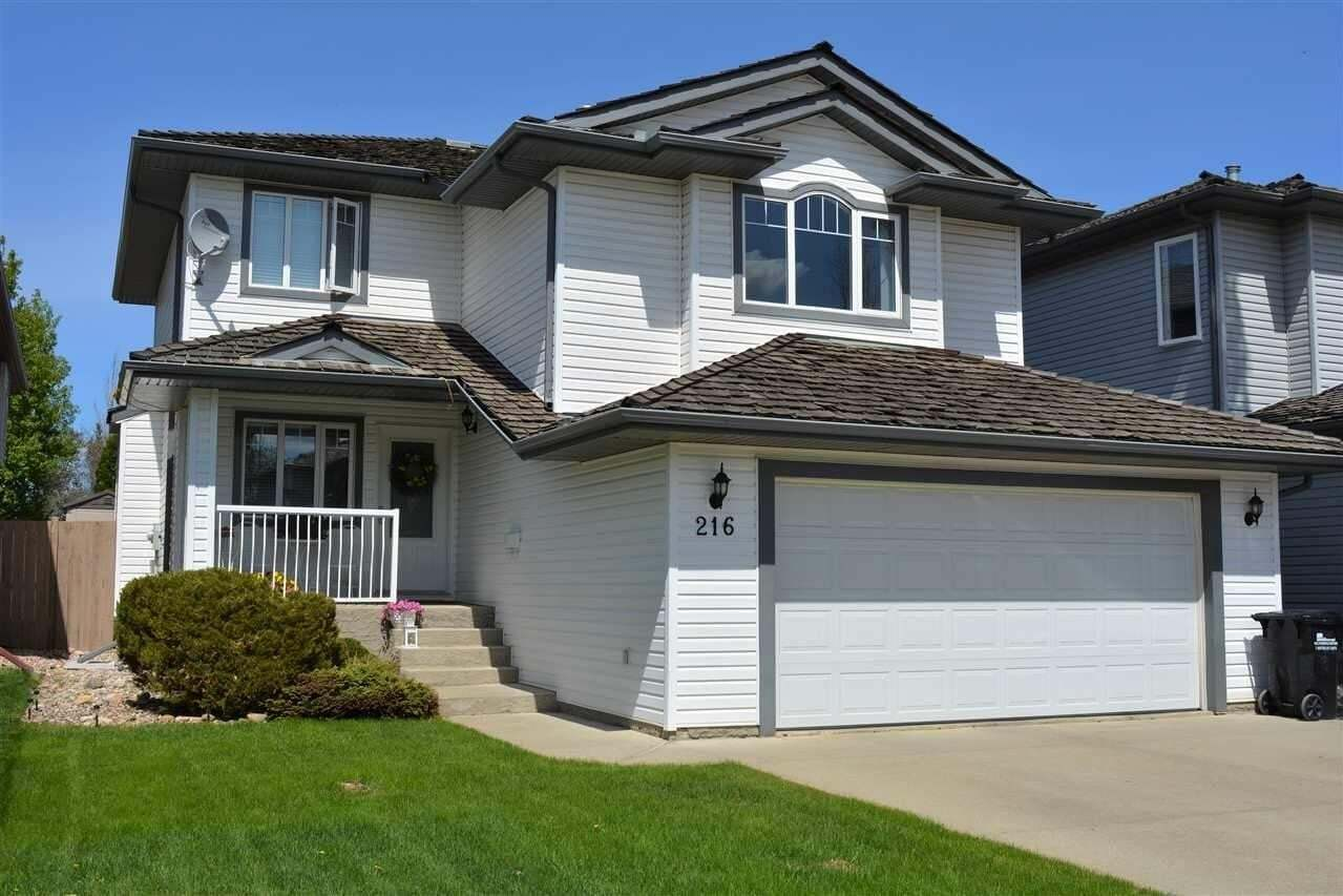 House for sale at 216 Newcastle Cr Sherwood Park Alberta - MLS: E4204355