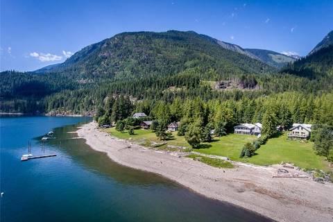 House for sale at 216 Nichols Dr Kaslo British Columbia - MLS: 2436614