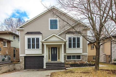 House for sale at 216 Overton Pl Oakville Ontario - MLS: W4412743