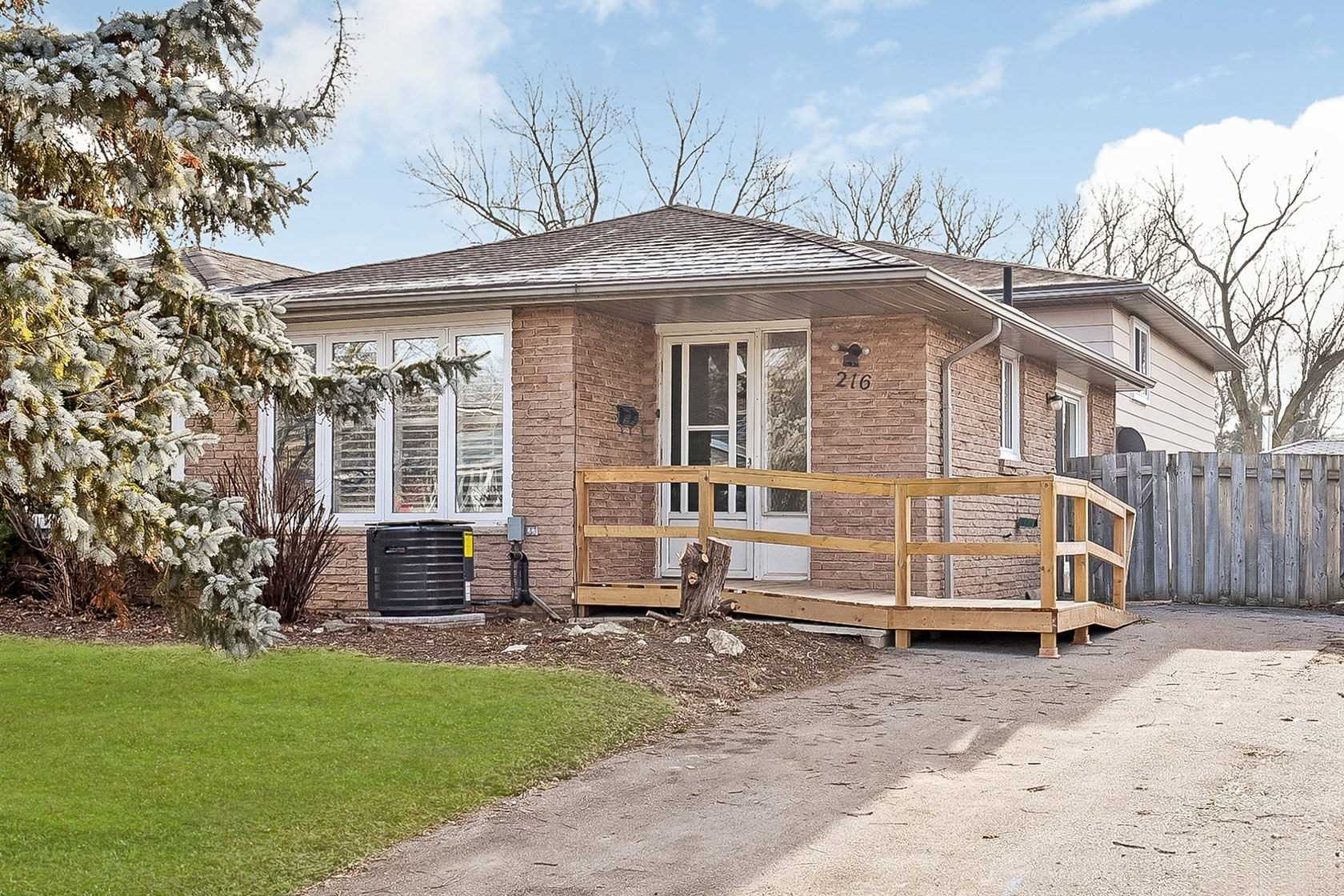 House for sale at 216 Palmer Avenue Richmond Hill Ontario - MLS: N4327773