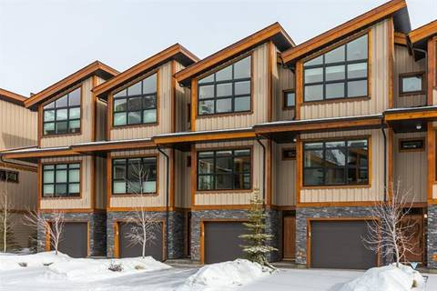 Townhouse for sale at 216 Riva Ht Canmore Alberta - MLS: C4288882