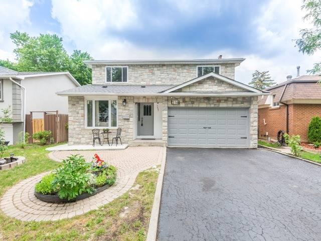 Sold: 216 Rutherford Road, Brampton, ON