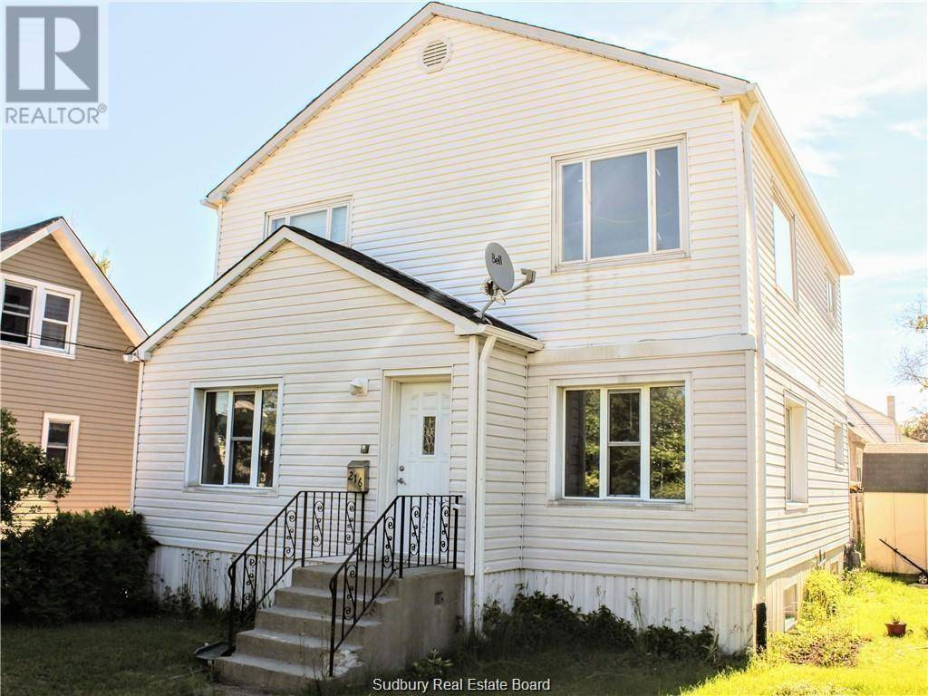 Townhouse for sale at 216 Simcoe St Sudbury Ontario - MLS: 2083688