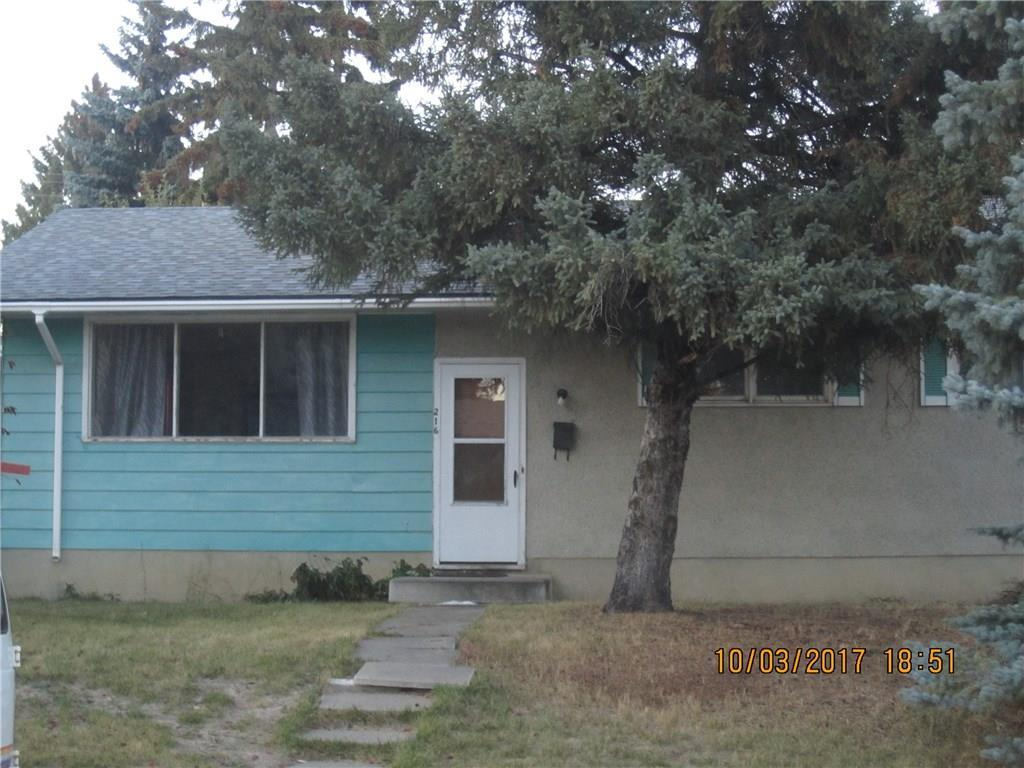 Removed: 216 Tache Avenue Northwest, Calgary, AB - Removed on 2018-09-24 19:21:20