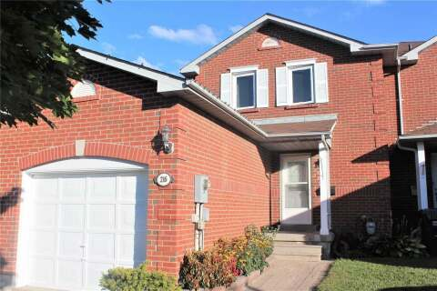 Townhouse for sale at 216 Timberlane Dr Brampton Ontario - MLS: W4892964
