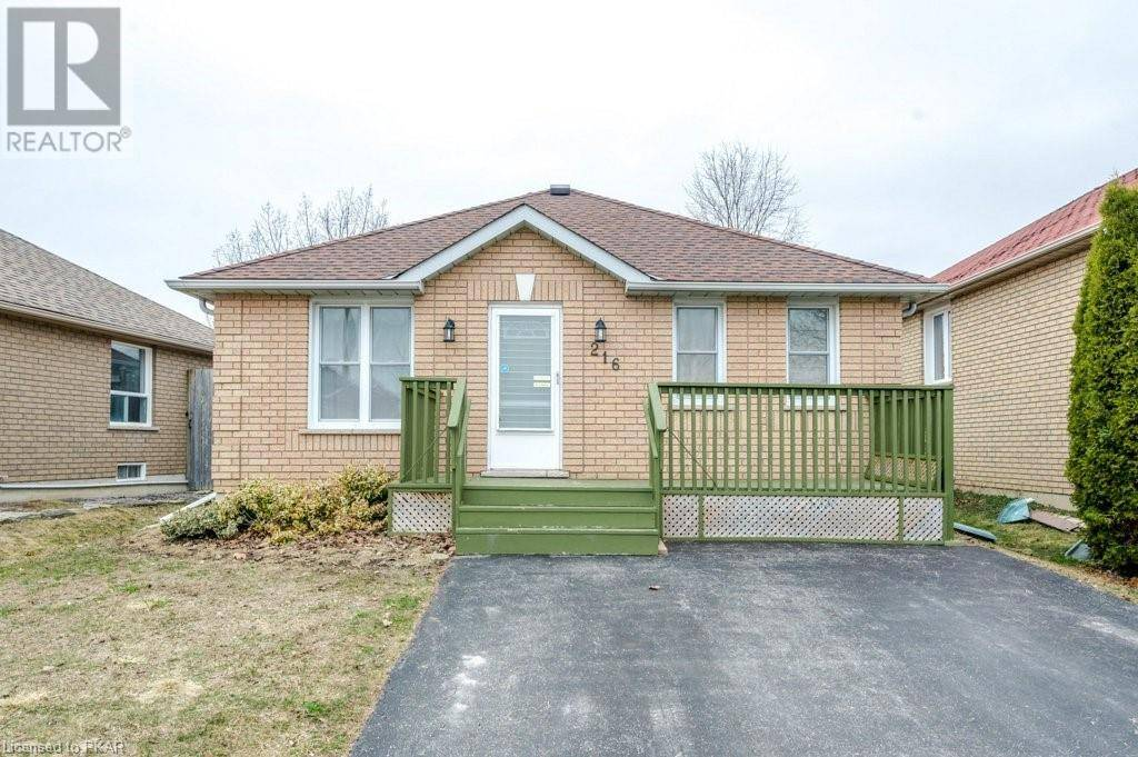 House for sale at 216 Towerhill Rd Peterborough Ontario - MLS: 252131