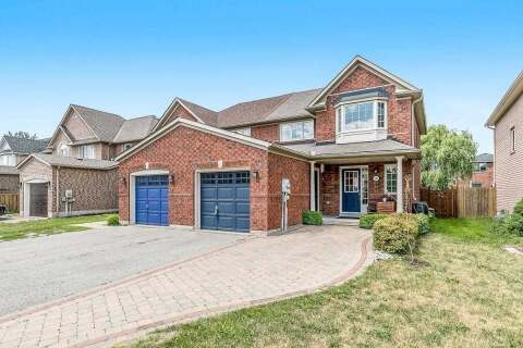 Townhouse for sale at 216 Tunbridge Rd Barrie Ontario - MLS: S4850951