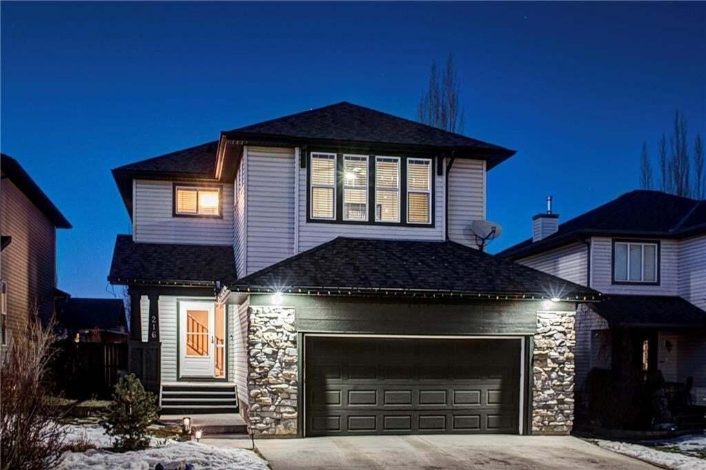 House for sale at 216 Westmount Cr Westmount_ok, Okotoks Alberta - MLS: C4283526
