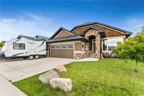 House for sale at 216 Willow Ridge Manr Black Diamond Alberta - MLS: C4257999