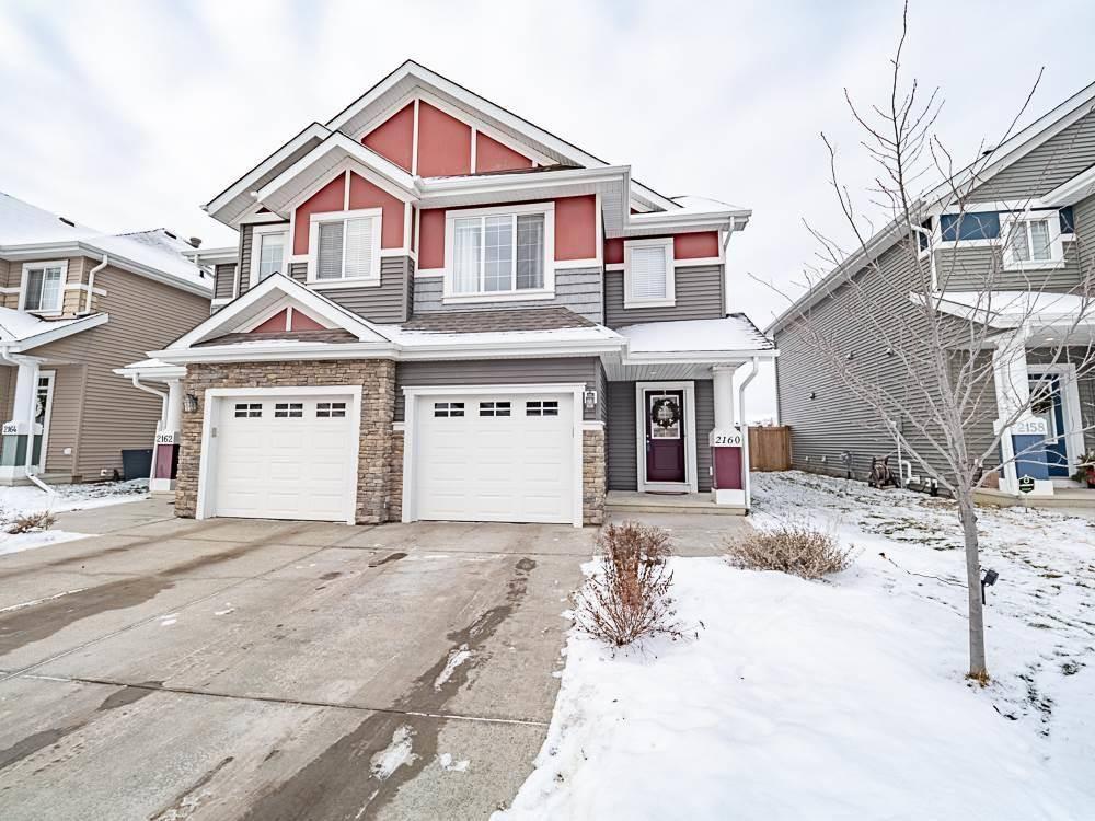 Townhouse for sale at 2160 67 St Sw Edmonton Alberta - MLS: E4166191