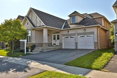 House for sale at 2160 Colonel William Pkwy Oakville Ontario - MLS: W4583057