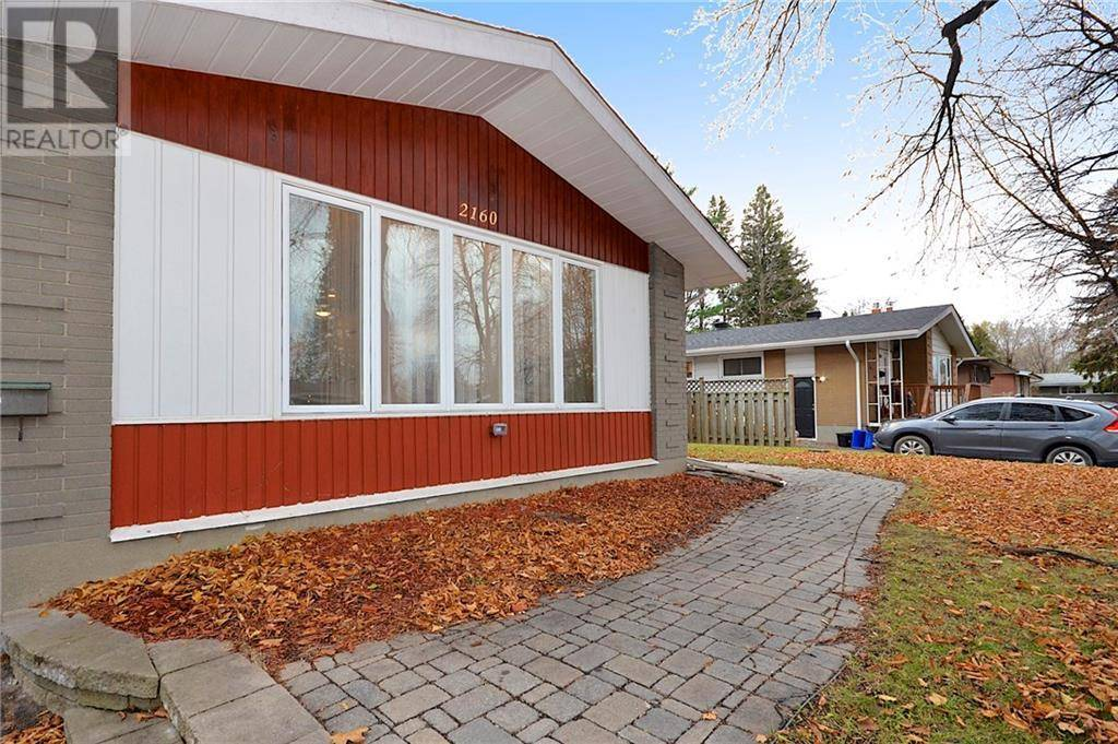 House for sale at 2160 Lambeth Wk Ottawa Ontario - MLS: 1175288