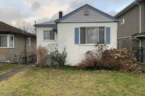 House for sale at 2161 28th Ave E Vancouver British Columbia - MLS: R2435796